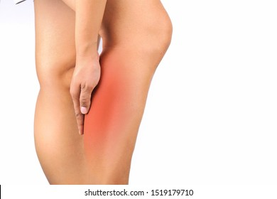 Pain in the legs May be caused by inflamed muscles.
