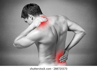 Pain, painful, painfulness.