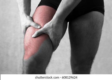 pain quadriceps femoris Thigh pain legs fit muscle