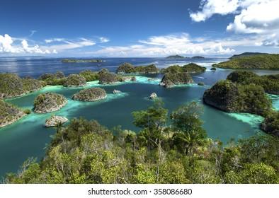 Painemo, Raja Ampat, West Papua, Indonesia