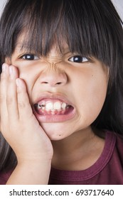 Painful pain due to tooth decay