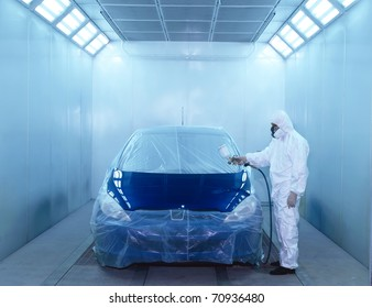 paint garage