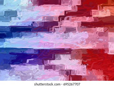 paint like illustration graphic texture background