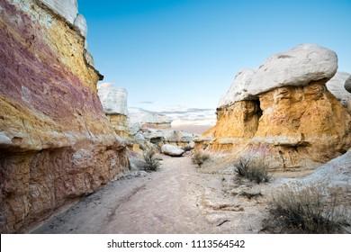 Paint Mines Interpretive Park, Calhan, Colorado
