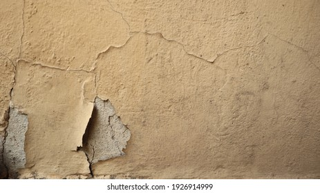 Paint peeling plaster walls because of their use for a long time. Alternatively, use quality color to paint the walls. Must be repaired in order to come back again.