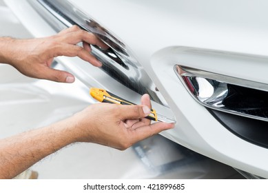Car Wrapping Images Stock Photos Amp Vectors Shutterstock