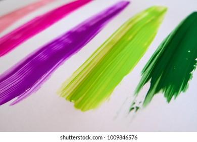 paint stroke brush