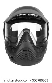 Paintballing, Face Guard - Sport, Protective Mask - Workwear, Safety, Protection