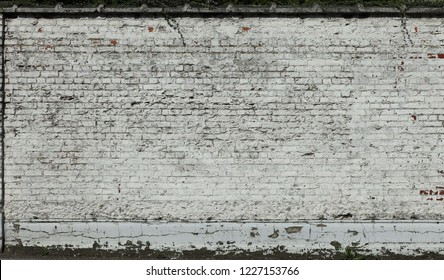 painted brick wall texture, covered brick, brick with plaster ba
