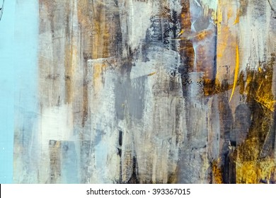Painted canvas fragment texture background