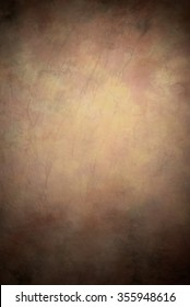 Painted canvas or muslin fabric cloth studio backdrop or background, suitable for use with portraits, products and concepts. Delicate mix of pink, ecru and shades of brown.