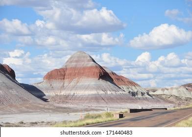 Painted desert, Arizona 2