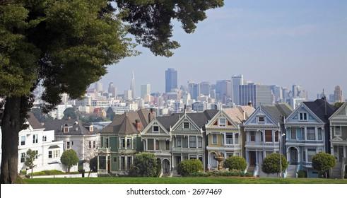 The Painted Ladies (San Francisco)