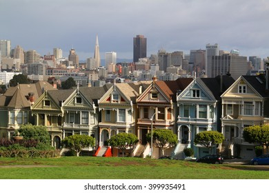 Painted Ladies is Victorian houses painted in three or more colors that embellish or enhance their architectural details.