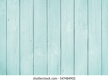 Painted light mint pastel wood background texture