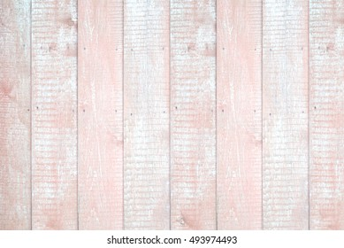 Painted light peach rose pastel wood background texture