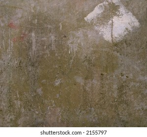 Painted old stained cast iron. Grunge Texture