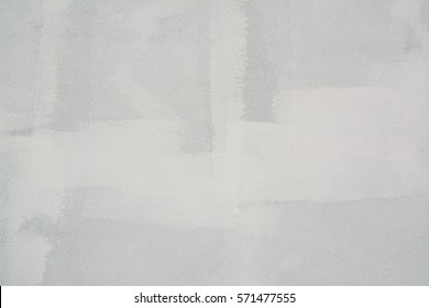 Painted the wall by white color