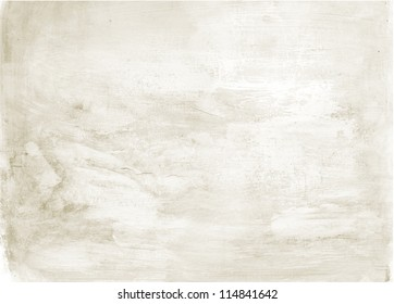 Painted wood brush surface texture - Putty