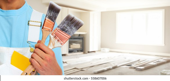 Painted House Images, Stock Photos & Vectors | Shutterstock