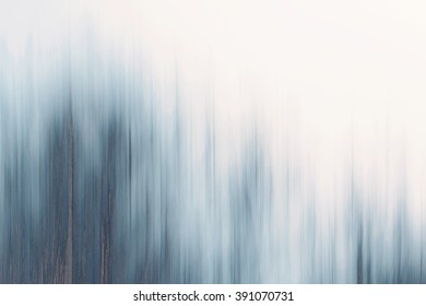 Painterly effect in blue