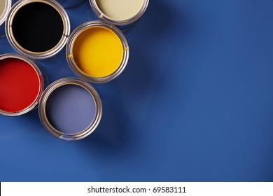 Painting world!