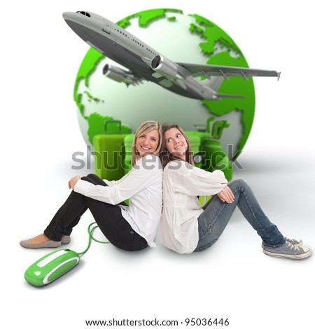 International friends online