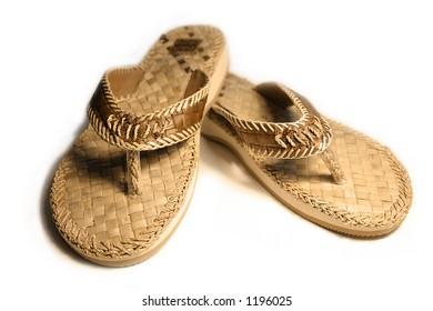 Pair of flip flops (sandals)