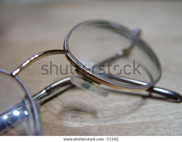 pair of glasses