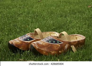 Wooden Clogs Images Stock Photos Vectors Shutterstock