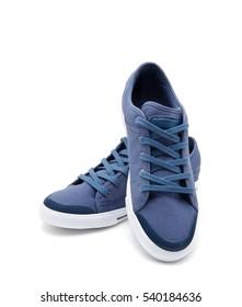 Pair of new sneakers