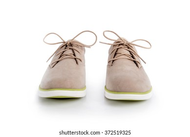 Pair of Shoes - Beige