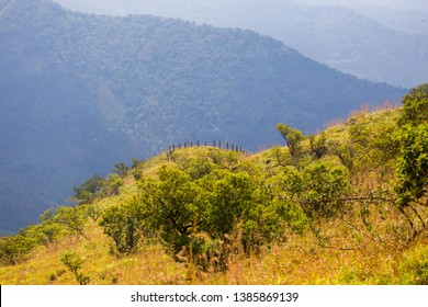Paithalmala is a hill station in the Kannur district of Kerala in India. Located near Pottenplave village, at a height of 1372 m above sea level, this is the highest geographic peak in Kannur.