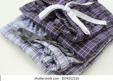 Pajamas, Pants, Women On a white background
