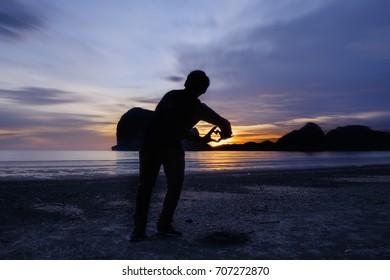 Pak meng ,Sunset beach Select Focus