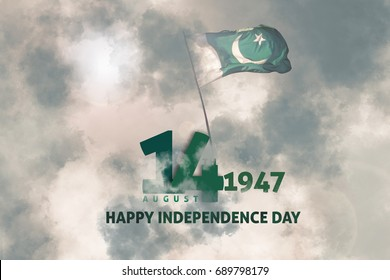 Pakistan Independence Day Artwork