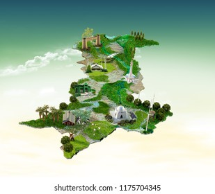 Pakistan Map. Pakistan Monuments. Environment. Quaid-e-Azam Tomb. Minar e Pakistan. Khyber Gate