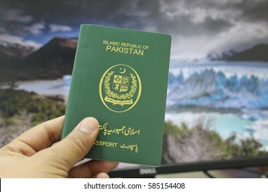Pakistani green passport