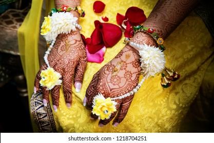 Haldi Ceremony Images, Stock Photos & Vectors | Shutterstock