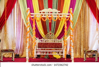 Mehndi Stage Images, Stock Photos \u0026 Vectors