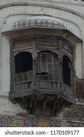 Pakistan-Lahore, Haveli Nau Nihal Singh (Now Victoria Girls High School). This haveli was built around 1830, founder of the Sikh Empire, Maharaja Ranjit Singh, September 02, 2018.