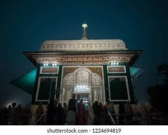Pakistan-Lahore,Shrine of the Mir Mohammed Sahib popularly known as Mian Mir or Miyan Mir, was a famous Sufi Muslim saint on November 08,2018