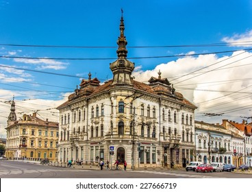 Palace of Babos in Cluj-Napoca - Romania