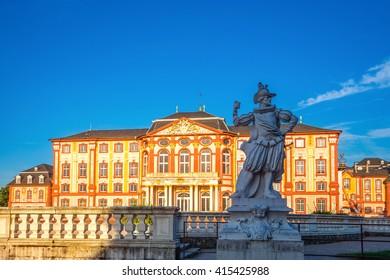 Palace, Bruchsal,