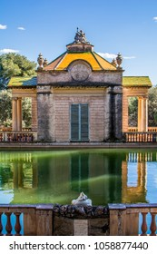Palace by the lake
