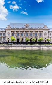 Palace of Court, Bucharest, Romania