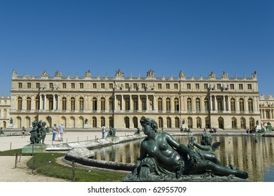Palace de Versailles, France, UNESCO