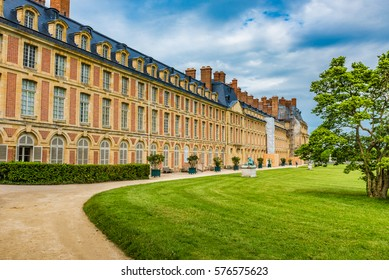 Palace of Fontainebleau, France - A UNESCO World Heritage Site