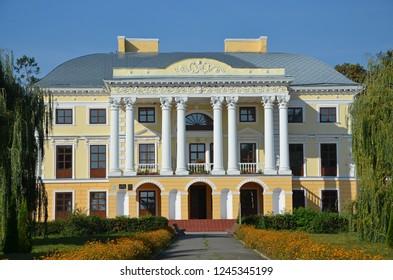 Palace Grokholsky, Voronovitsa, Ukraine