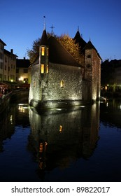 Palace of the Isle, Annecy, France